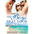 The Boys Next Door (New Adult Erotic Romance, Menage)