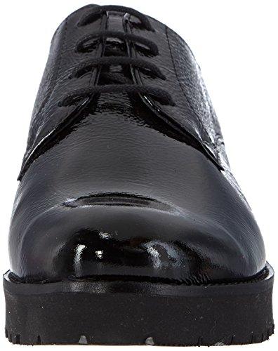 Semler Elena, Derbies à lacets femme Noir - Noir (001)