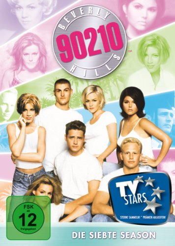 Beverly Hills, 90210 - Die siebte Season [7 DVDs]