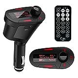 Kit modulateur Transmetteur FM sans fil USB Lecteur SD MMC MP3?de voiture avec...