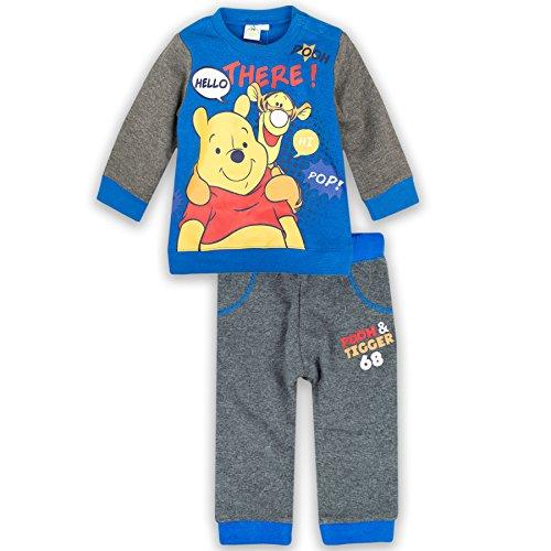 Baby Jogging-Anzug für Jungen Gr. 6 Monate, marineblau