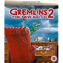 Gremlins 2 The New Batch Slipcased Editon Blu Ray + DVD + Art Cards / Import / Region Free Blu Ray