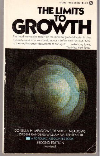 The Limits to Growth, 2nd, Second Edition Revised