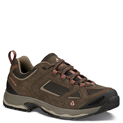 Vasque Men's Breeze III Low GTX Hiking Shoes Brown Olive / Bungee Cord 7.5 M (Breeze Boot Gtx)