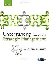 Understanding Strategic Management by Anthony Henry (2011-02-24)