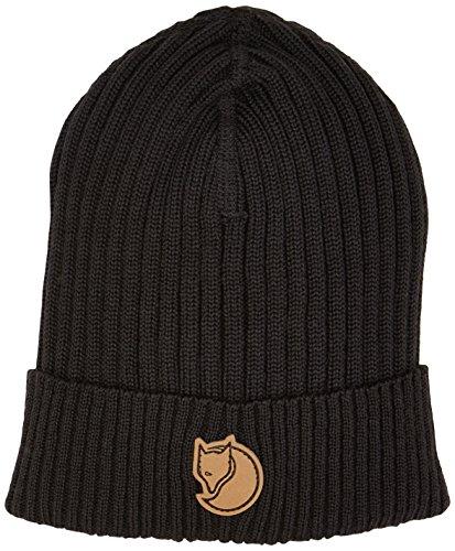 Fjällräven Mütze Wool No. 1, grau (Dark Grey), Einheitsgröße, 77293