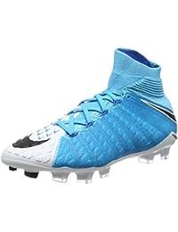 Nike Jr Hypervenom Phantom 3 Df Fg, Zapatillas de Fútbol Unisex Niños