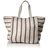 PIECES Ladies PCNIKITA Shopper SWW hengseltas, Nature, 62.5 EU