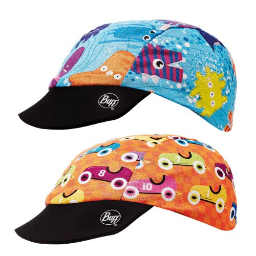 Buff Baby Mütze Cap Baby 100115, Race Cars, One Size