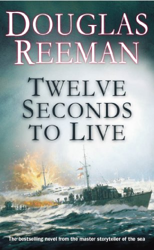Twelve Seconds To Live (English Edition)