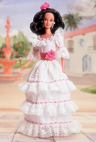 Barbie Collector # 16754 Dolls of the World Puerto Rican