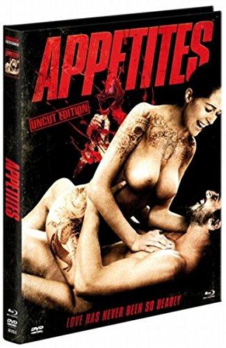 Appetites - Uncut / Mediabook  (+ DVD) [Blu-ray] [Limited Edition]