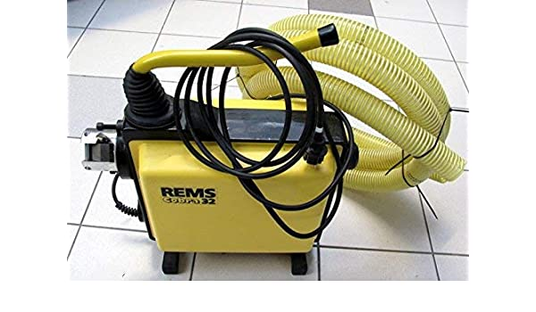 Rems Pipe Cleaning Machine Cobra 32 For 174000 Electrical Wiring Duct Cleaning Amazon De Baumarkt