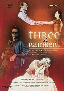 Three by Rambert - Drei Choreografien von Christopher Bruce und Robert North