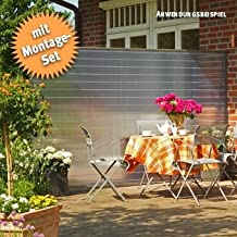 suchergebnis auf f r terrassen windschutz transparent. Black Bedroom Furniture Sets. Home Design Ideas
