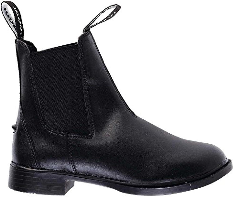 552-0045 Toggi Brampton Jodhpur stivali (nero, 30) by Toggi | Area di specifica completa  | Gentiluomo/Signora Scarpa