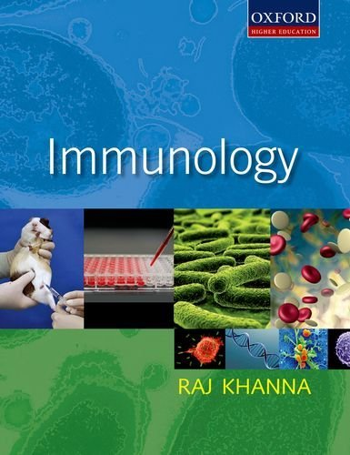 Immunology (Oxford Higher Education) by Raj Khanna (2011-03-10) par Raj Khanna