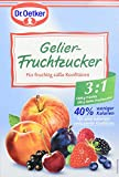 Dr. Oetker Diät Gelier-Fruchtzucker, 6er Pack (6 x 350 g)