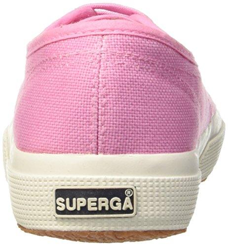 Superga - 2750-cotu Classic, Scarpe  Low-Top Unisex – Adulto Rosa (Pink Begonia)