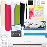 Silhouette America CAMEO-3-AMAZON-BDL-3 Touch Screen, Bluetooth, Vinyl Starter Kit with PixScan Cutting Mat by Silhouette America