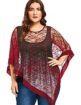 iDeesse Camisas - Para Mujer