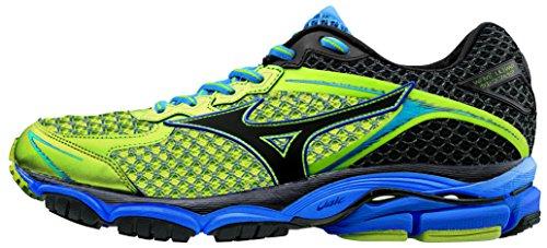 mizuno-wave-ultima-7-scarpe-sportive-uomo-giallo-gelb-lime-black-bluelemonade-73-445