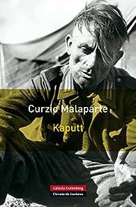 Kaputt par Curzio Malaparte