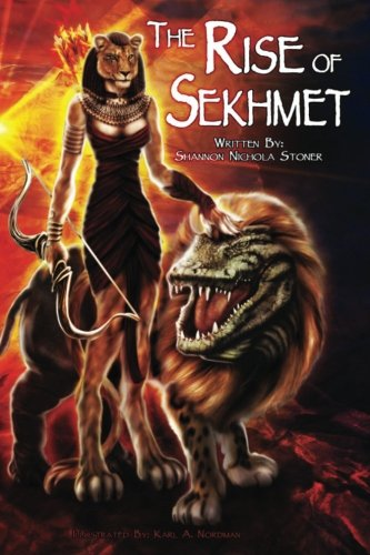 The Rise of Sekhmet Cover Image