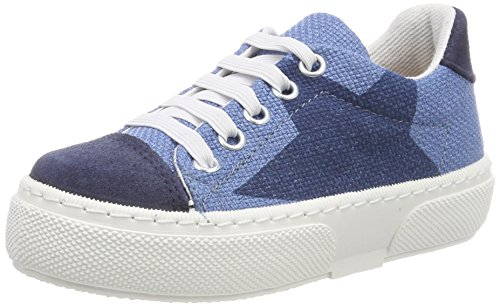 Bata 219194, sneaker bambino, blu, 28 eu