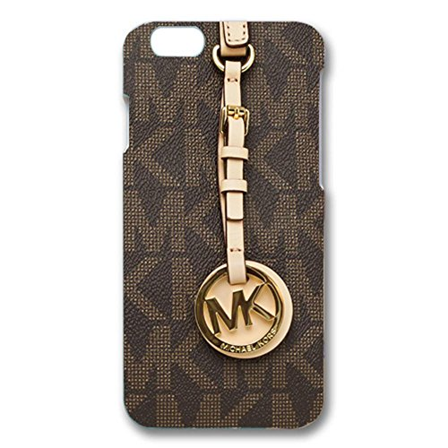 mk-key-image-logo-slim-luxury-phone-case-cover-for-iphone-6-iphone-6s-michael-kors-browm-back-design
