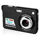 PowerLead Mini Appareil Photo Numérique HD, Ecran LCD 2,7 Pouces