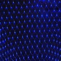 Babz cadena solar de 105 LED para aire libre, Navidad y jardín