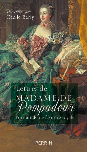 Lettres de Madame de Pompadour