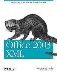 Office 2003 XML by Simon St. Laurent (2004-06-07)