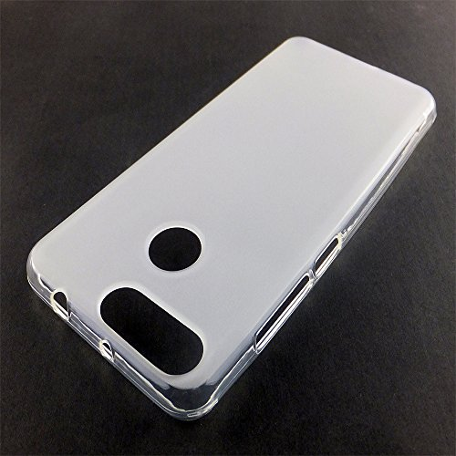 König Design Handy-Hülle geeignet für ZTE Blade V9 Vita Transparent Durchsichtig Case Cover Bumper