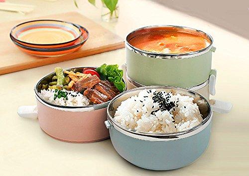 yontree bo te bento bo te repas lunch box acier inox stop bpa. Black Bedroom Furniture Sets. Home Design Ideas