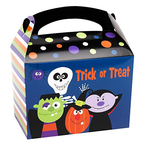 t Halloween Party Lunch-Boxen ()