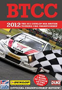BTCC Review 2012 (2 DVD Set)