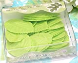 Green Leaf Soap Confetti (45 green soap ...