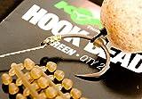 Korda Hook Bead Green Pack Of 20