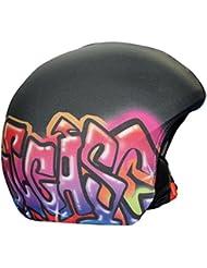 Cool Casc - Funda universal de casco - Graffiti