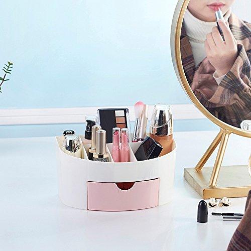Rifuli-Küche, Haushalt & Wohnen Aufbewahrungsboxen Make-up-Kosmetik Fall Beauty Artist Box Aufbewahrungswerkzeug Pinsel Tasche Organizer mit Deckel Vorratsdosen Aufbewahrung für Kinderzimmer
