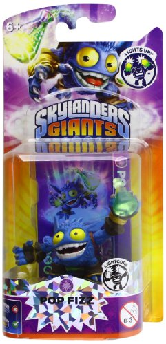 Skylanders: Giants - Light Core Pack Pop Fizz