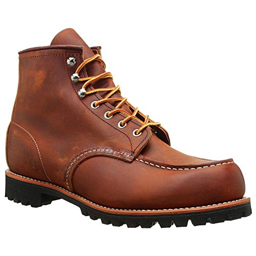 Red Wing Mens Roughneck 2942 Leather Boots