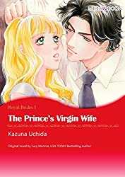 THE PRINCE'S VIRGIN WIFE (Mills & Boon comics)
