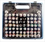 Game Color Box Set (72 colours + 3 brushes + carry case) - VAL72172