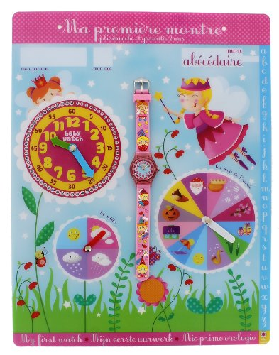 Baby Watch Abc Magique