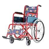 Best Las sillas de ruedas eléctricas - Silla de ruedas para niños plegable   Reposabrazos Review