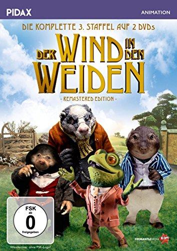 Der Wind in den Weiden, Staffel 3 - Remastered Edition (The Wind in the Willows) / Die kom Preisvergleich