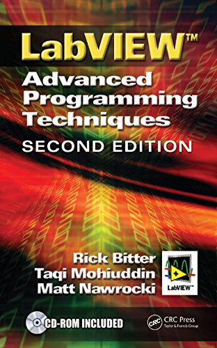 LabView: Advanced Programming Techniques, Second Edition (English Edition) (Advanced Instrument Engineering)
